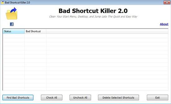 Bad Shortcut Killer 2.0